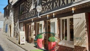 Galeria sztuki w Honfleur